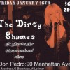 The Dirty Shames: Just After Midnight