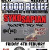 Western Sydney Metal – Queensland Flood Victims Charity Gigs