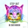 Be Calm Honcho: Step Out