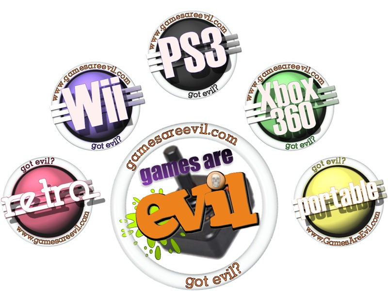 www.gamesareevil.com
