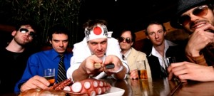 Electric Six Band Shot