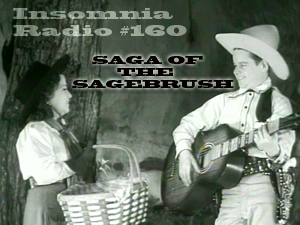 IR #160 - Saga of the Sagebrush