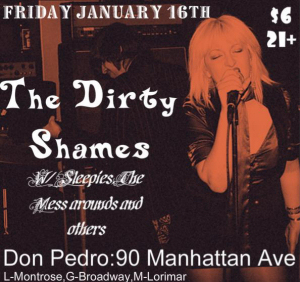 The Dirty Shames