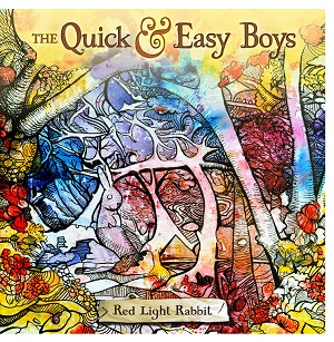 The Quick & Easy Boys: Red Light Rabbit