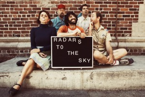 Radars to the Sky