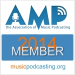 AMP Member Badge 2014
