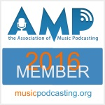 AMP Member Badge 2016