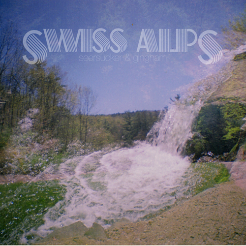 Swiss Alps - Seersucker & Gingham